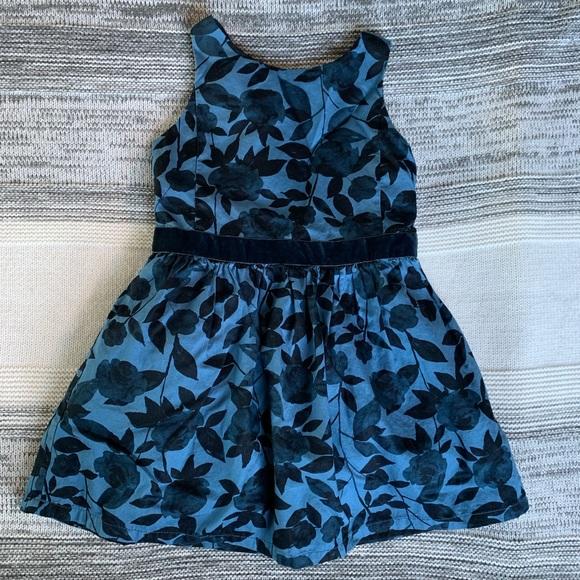 Carter's Other - Toddler girl blue dress